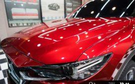 เคลือบสีรถยนต์